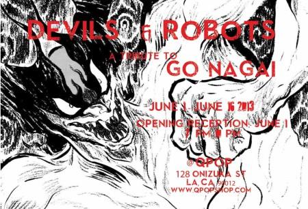 Devils & Robots - Go Nagai Tribute Show