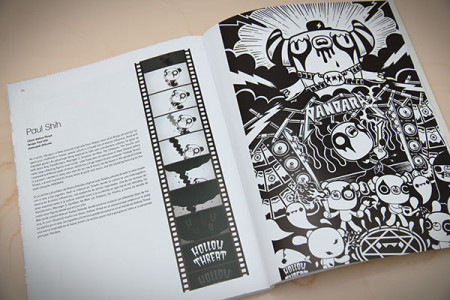 brands & illustrators - paul shih