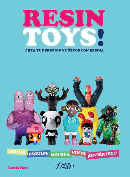resin toys! spanish version