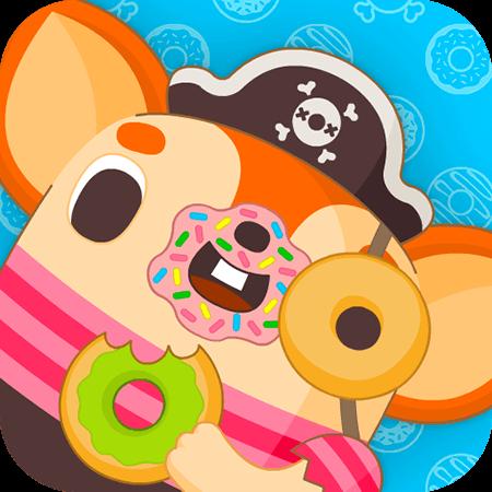 Donut Pirate 2014