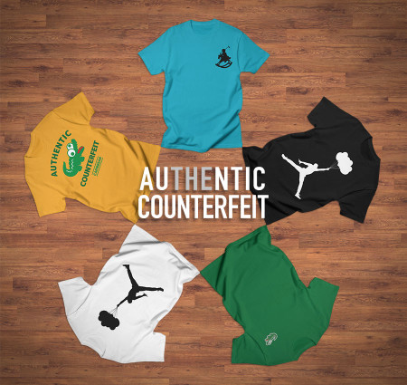 Authentic Counterfeit Clothing
