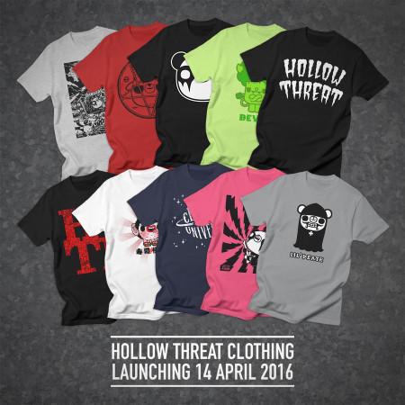 Hollow Threat Clothing Teaser 2016